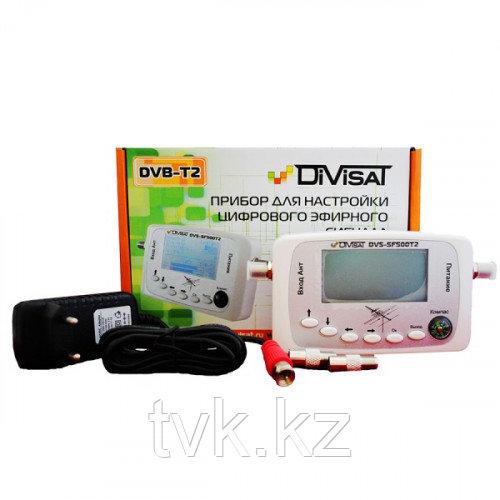 Измеритель сигнала DVB-T2 SF-500T2 эфирный