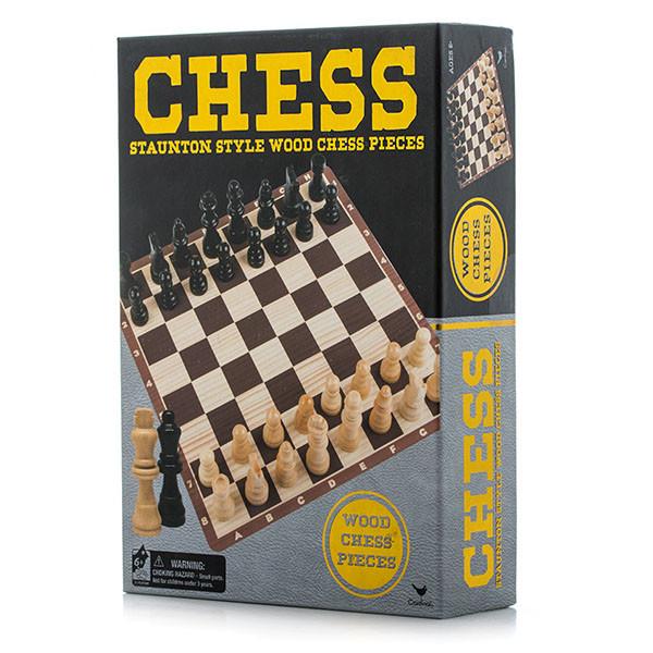 Настольная игра шахматы классические