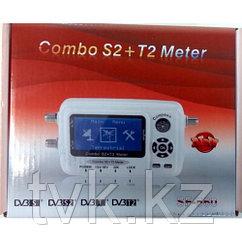 Прибор для спутник/эфир DVS Combo S2+T2 Meter