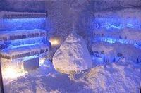 Снежная комната в СПА зоне