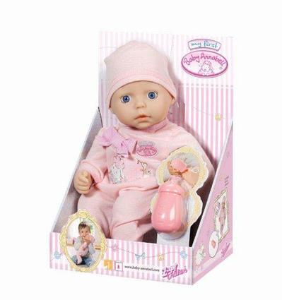 Кукла Baby Annabell Кукла с бутылочкой 36 см