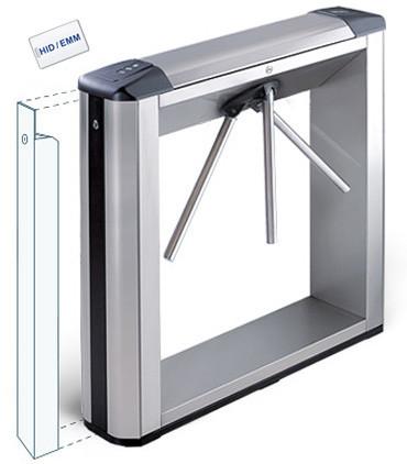 Электронная проходная PERCo KTC01.4A с автоматической антипаникой