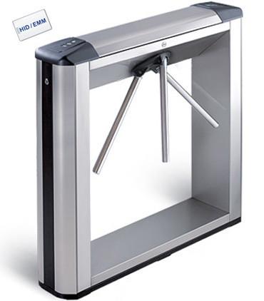 Электронная проходная KT05.4A с автоматической антипаникой