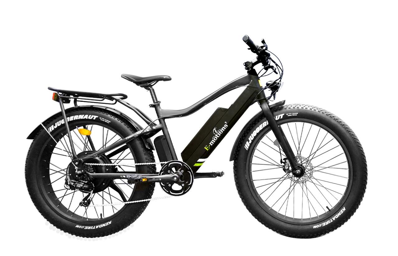 Велогибрид E-motions FAT 26 CountryMan1000W