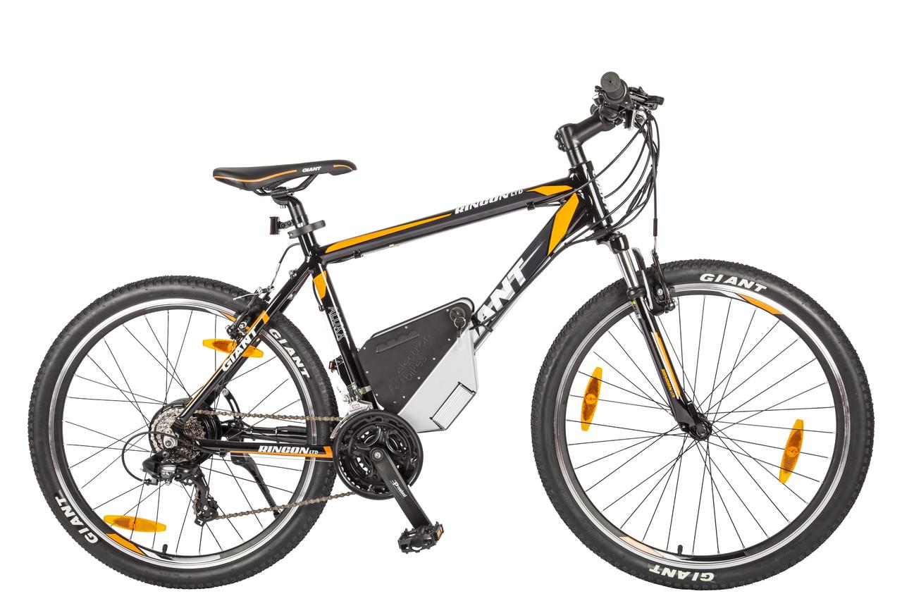 Велогибрид Giant Rincon