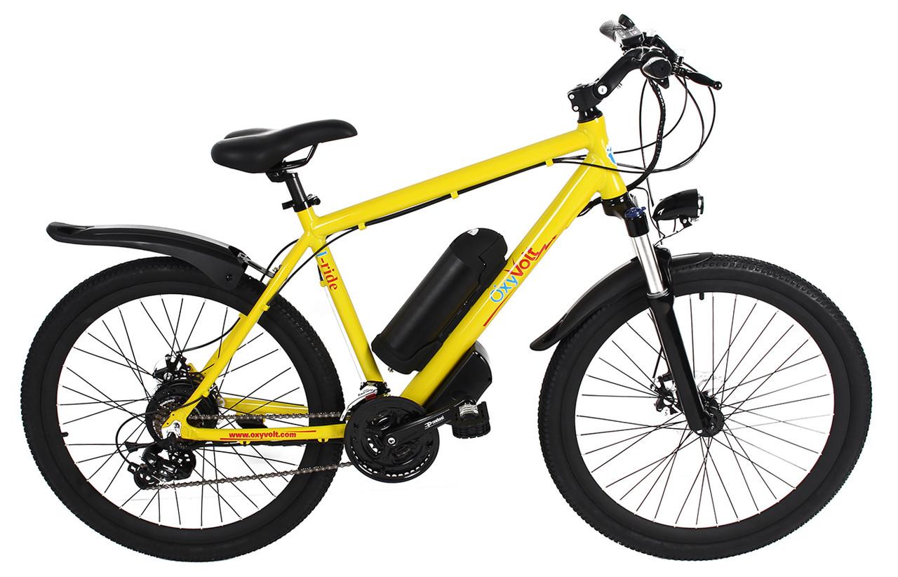 Велогибрид E-motions Oxyvolt i-ride