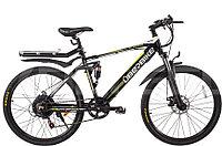 Электровелосипед Uberbike S26 500W Black, фото 1