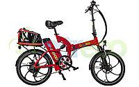Велогибрид (электровелосипед) Eltreco TT 5.0 Lux