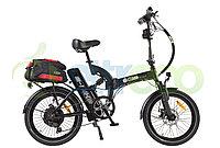 Велогибрид (электровелосипед) Eltreco TT 5.0 Lux II