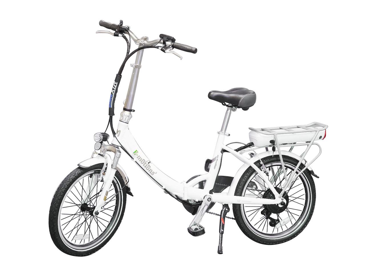 Велогибрид E-motions City King 2