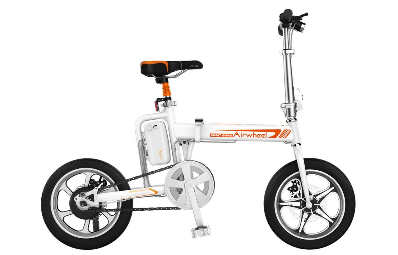 Велогибрид AirWheel R5