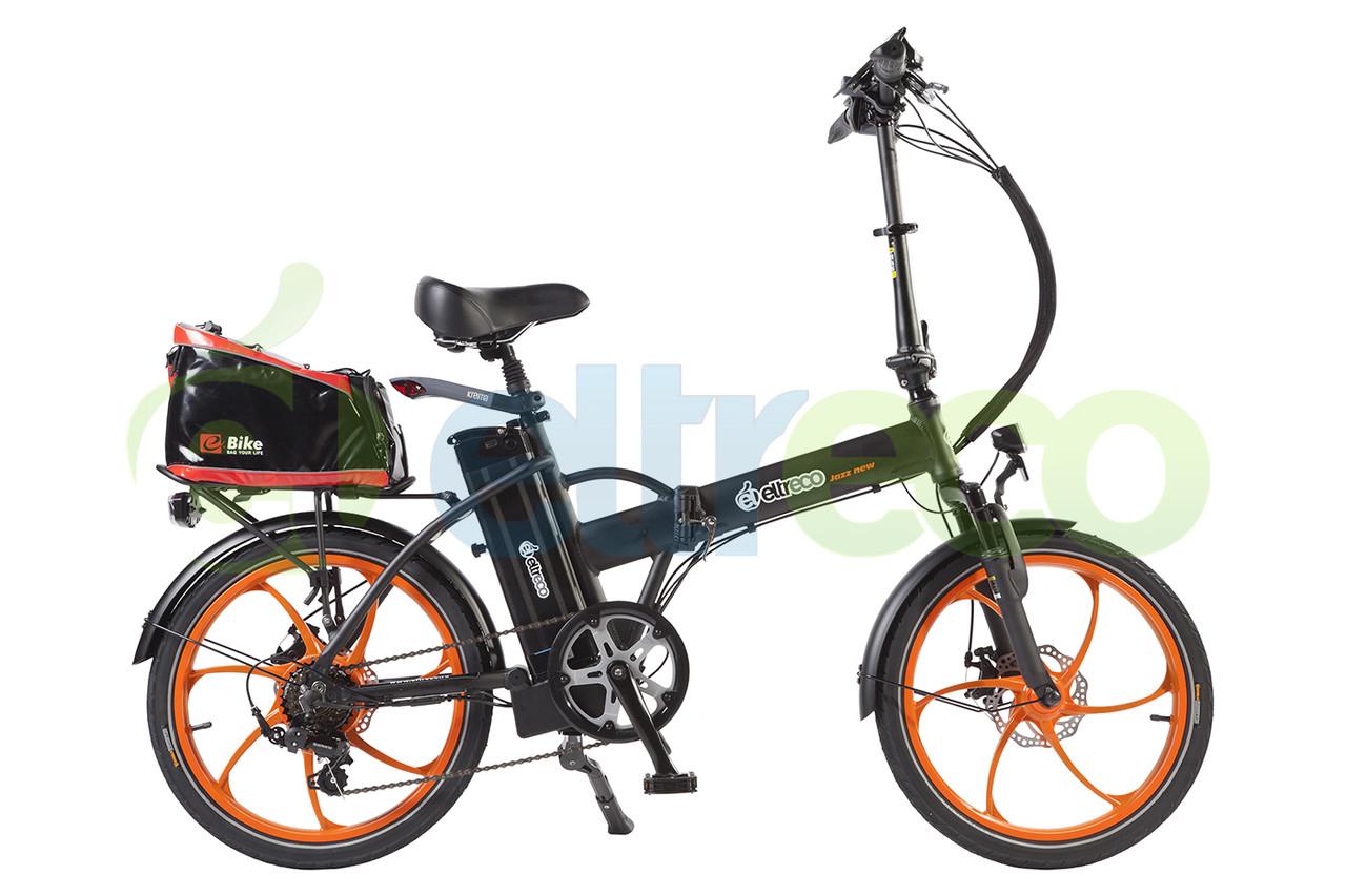 Велогибрид Eltreco Jazz 5.0 Lux Kreima