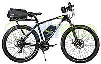 Велогибрид (электровелосипед) Leisger MD5 Basic Black Lux, фото 1