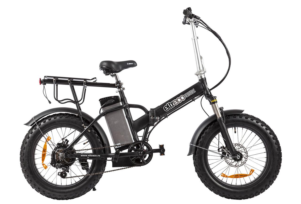 Велогибрид Eltreco Pragmatic 500W (2016)