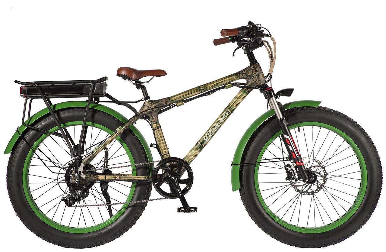 Велогибрид Eltreco BamBoo