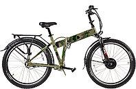 Велогибрид (электровелосипед) Eltreco Patrol Карадан 28 Nexus7