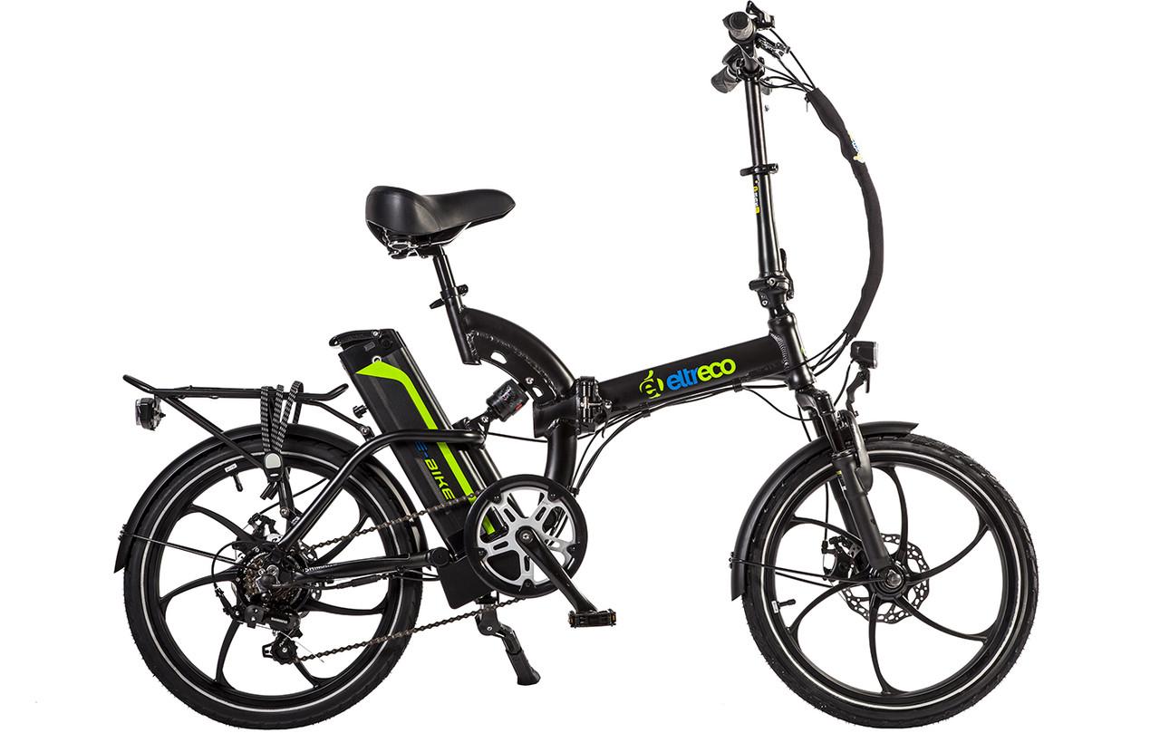 Велогибрид (электровелосипед) Eltreco TT 5.0