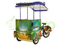 Рикша-морозильник Муравей Z1