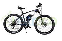Велогибрид (электровелосипед) Leisger MD5 Basic 27,5 Black, фото 1