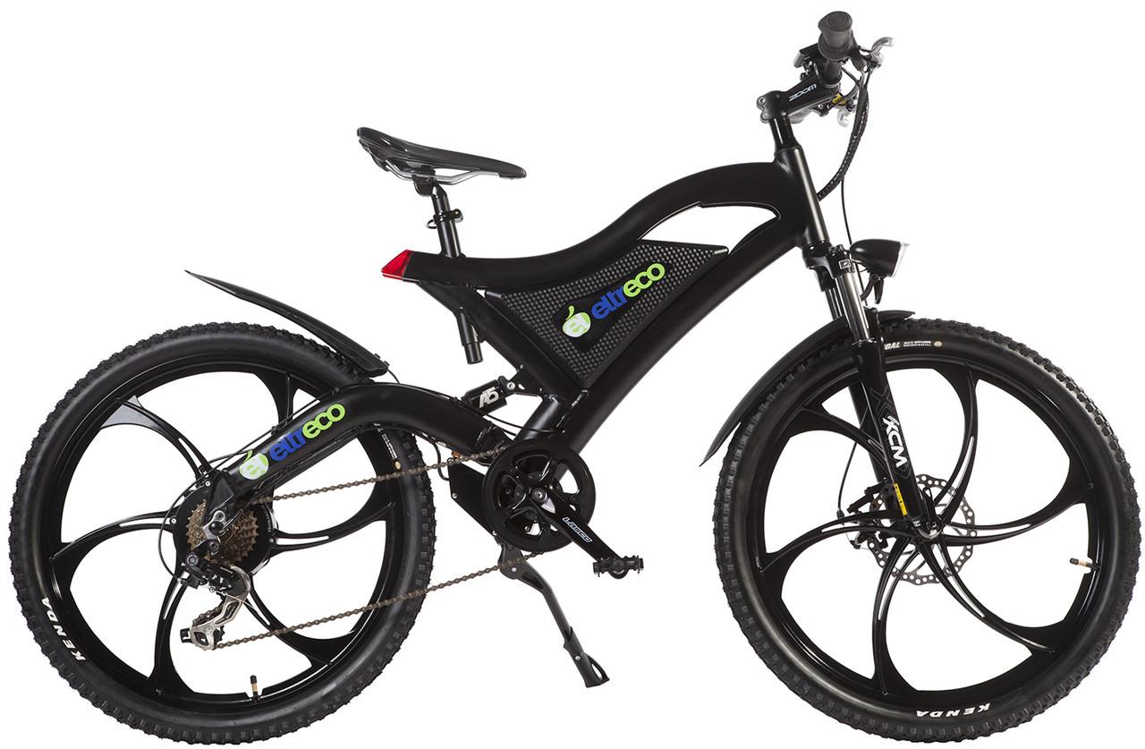 Велогибрид (электровелосипед) Eltreco Storm 500