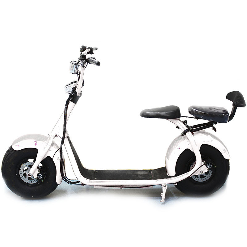 Электроскутер Fat-Scooter Eltreco 1000W City Coco