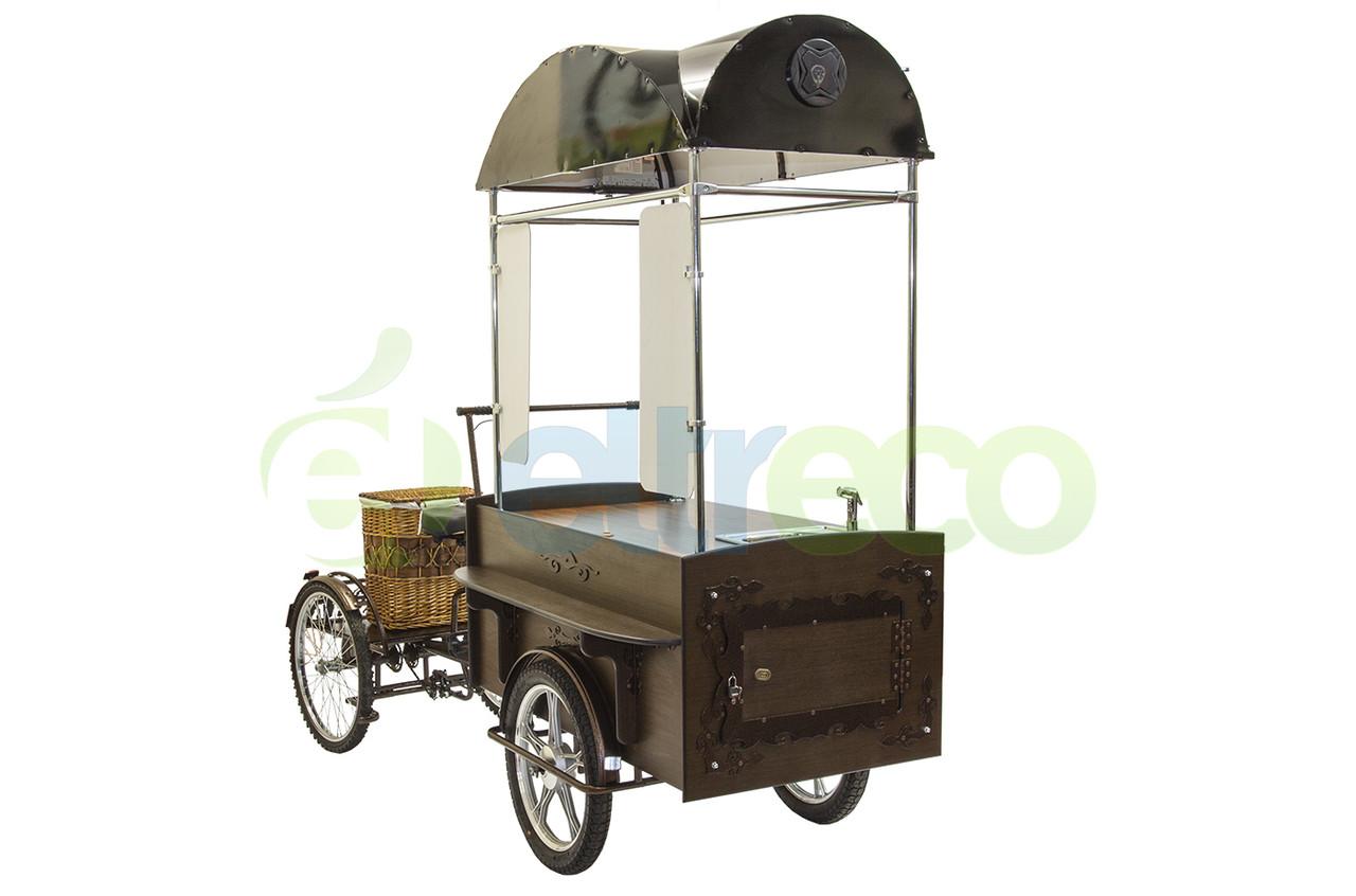 Рикша-бар Фортуна 777
