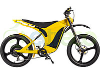 Велогибрид Sparta 60V 2000W-S Carbon, фото 1
