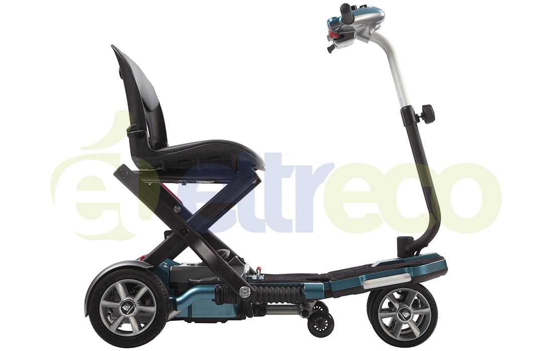 Экомобилик (электрическая кресло-коляска) Eltreco Pioneer 1 S19