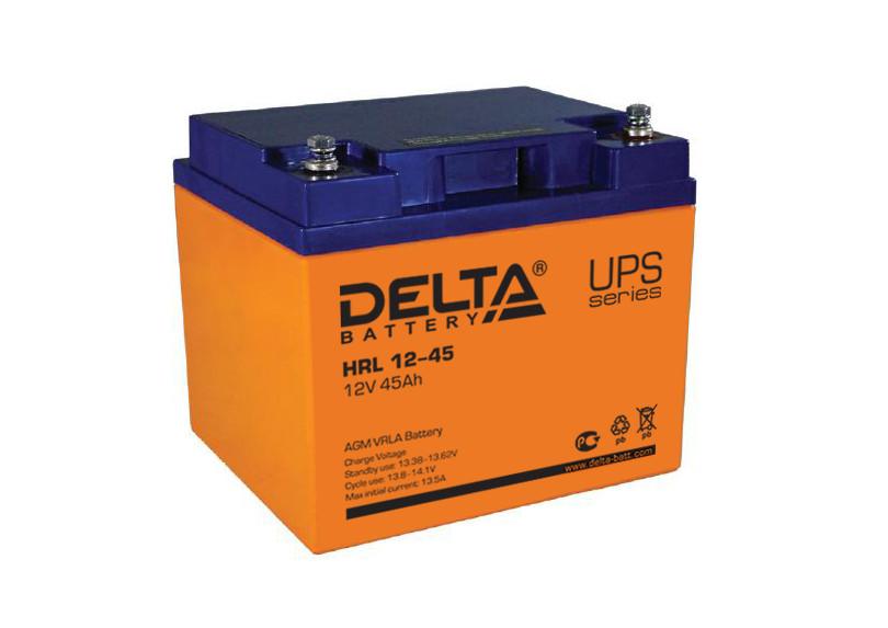 АКБ Delta HRL 12-45