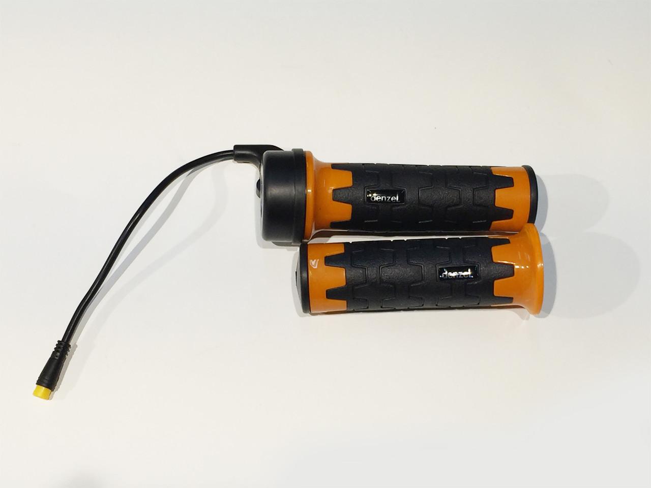 Ручка газа GROSS SPARTA orange