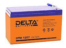 АКБ Delta DTM 1207