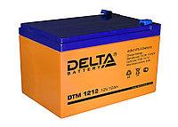 АКБ Delta DTM 1212