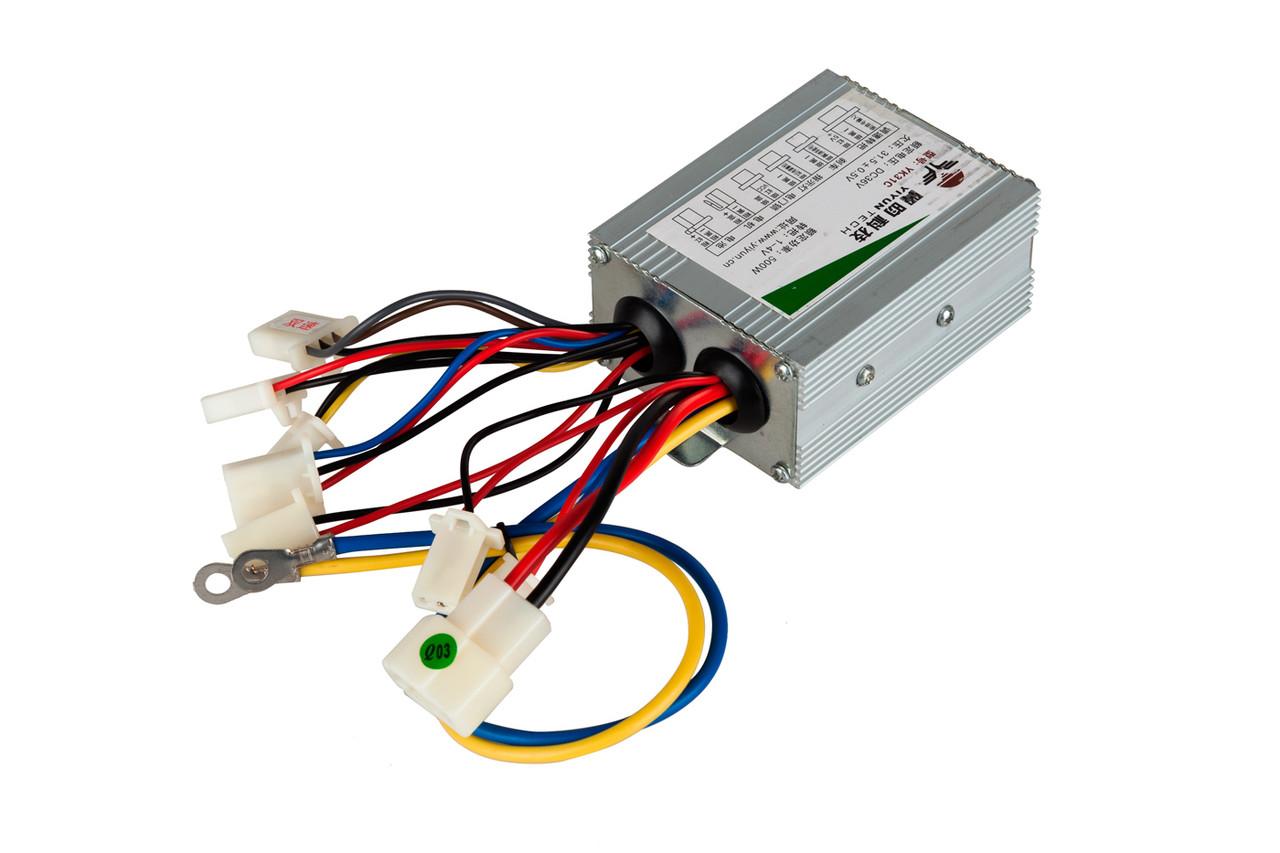 Контроллер E-ATV 36V 500W