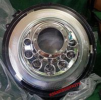 Оригинальные фары MANSORY хром для Benz G-class W463, фото 1