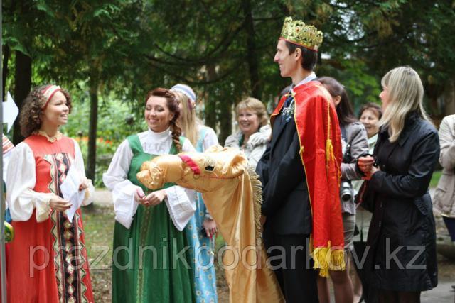 Выездная регистрация брака в Алматы