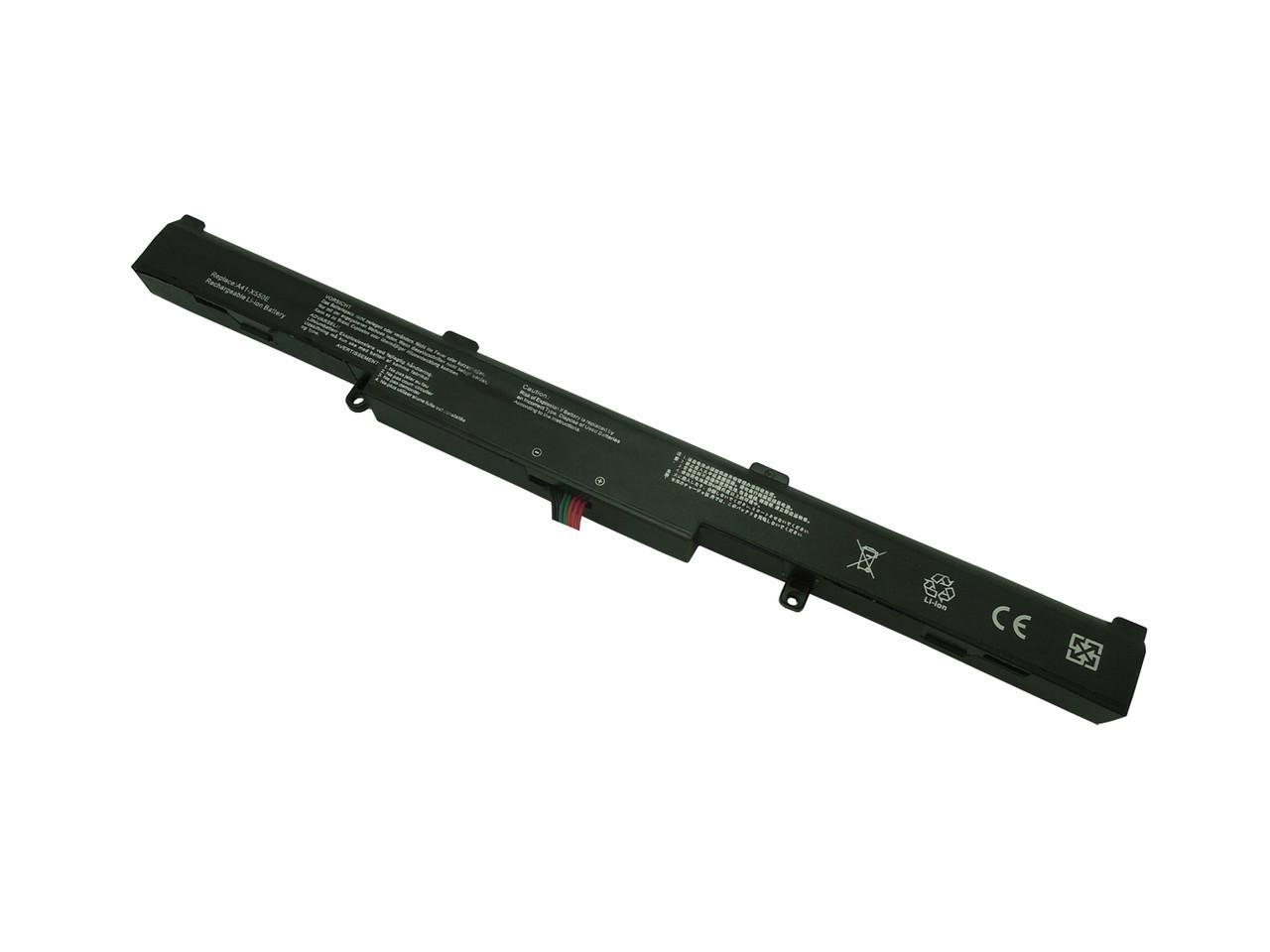 Аккумулятор для ноутбука Asus X450