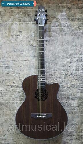 Эстрадная гитара Deviser LQ-02