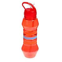 """Бутылка для воды """"RED"""" пластик, фото 1"""