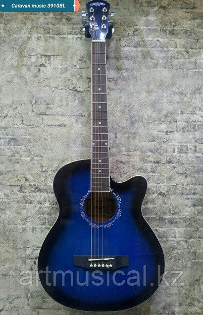 Гитара акустика Caravan Music 3910BL