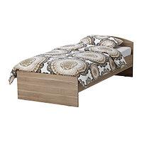 Кровать каркас ТОДАЛЕН с изголовьем ИКЕА, IKEA
