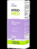 Intimo+med Гель для интимной гигиены Deo