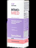 Intimo+med Моющее молочко для интимной гигиены Sensitive