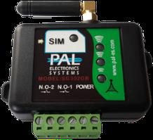 Модель Duos: GSM ключ, контроллер, модуль B