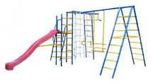 Уличный детский спортивный комплекс Kampfer Total Playground (2 цвета на выбор)