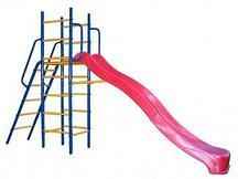 Уличный детский спортивный комплекс Kampfer Super Descent (2 цвета на выбор)
