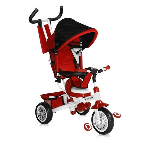 Велосипед Bertoni/Lorelli B302A Красно-белый / Red&White 1605