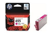 Картридж HP 655 (CZ110AE) Magenta (пурпурный)