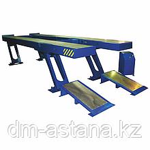 Четырехстоечный подъемник для грузовых автомобилей г/п 12 тонн, ЧЗАО