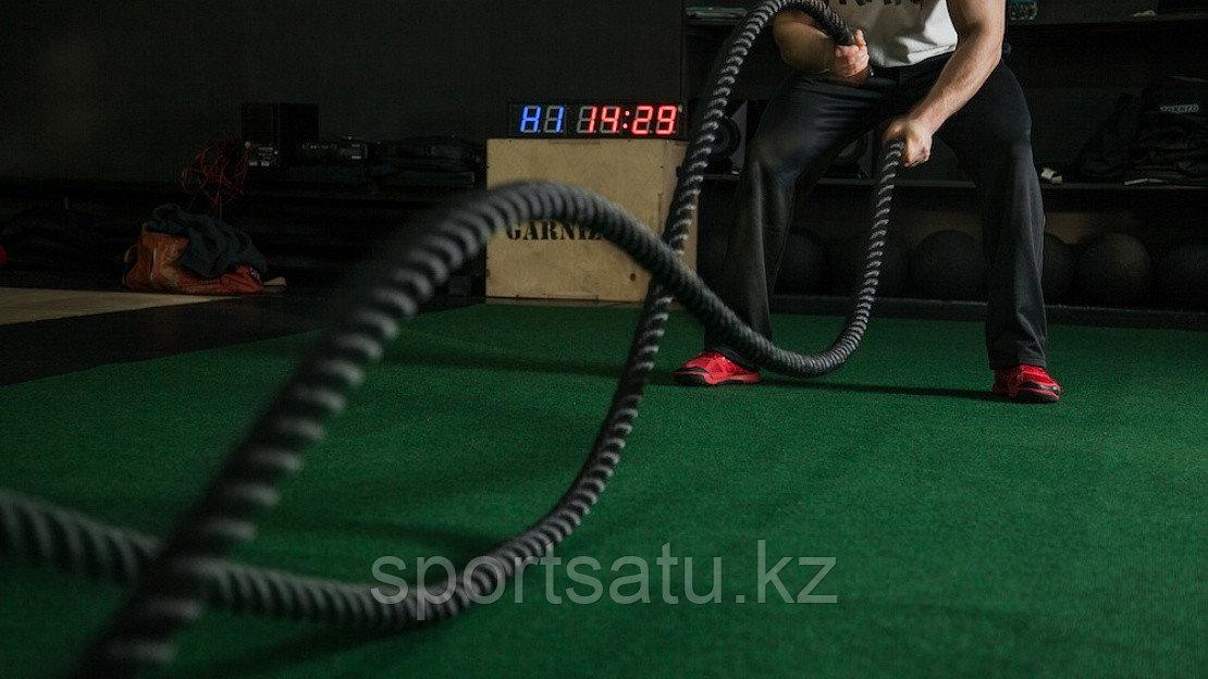 Канат для кроссфита (боевой канат) 9м - фото 1