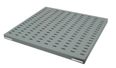 Полка стационарная перфорированная МиК до 75 кг. гл. 500 мм